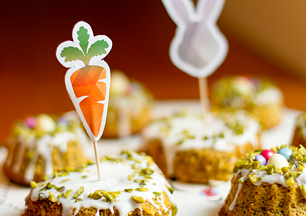 Cake Toppers Ostern